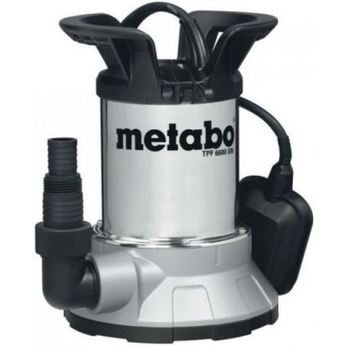 Погружной насос Metabo TPF 6600 SN
