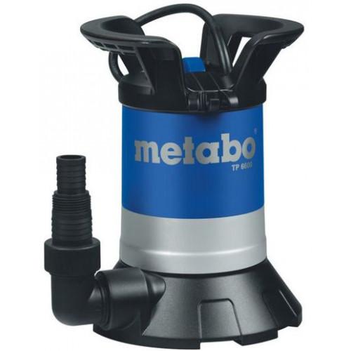 Погружной насос Metabo TP6600