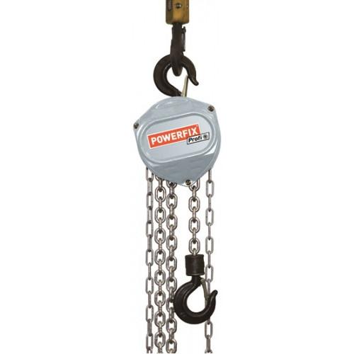 Цепная таль Scheppach (Powerfix) 1000 кг (3907401976)