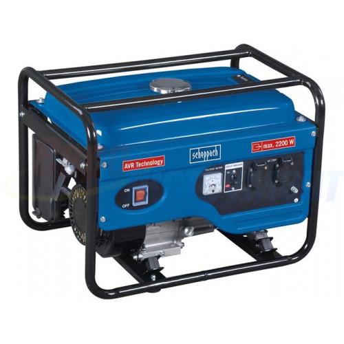 Генератор бензиновый Scheppach SG 2500 (5906201901)