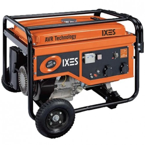 Генератор бензиновый Scheppach SG 4500 IXES (3506202901)