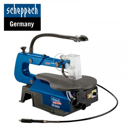 Лобзиковый станок Scheppach DECO FLEX (4901402901)