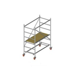 Вышка-тура SVELT MILLENIUM - модуль А TMILL010