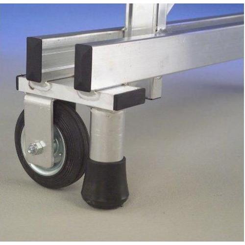 Колеса 125 мм для лестницы с платформой SVELT CASTELLANA MAXI