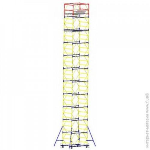 Вышка-тура VIRASTAR «ОПТИМА» 1,2x2x10,9 м, 7+1 (VST201271)
