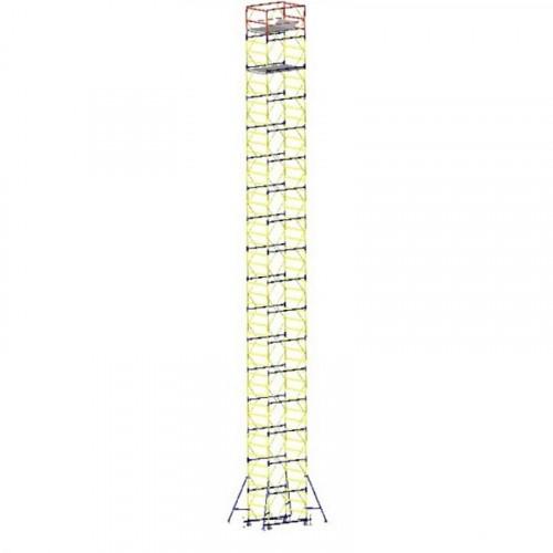 Вышка-тура VIRASTAR «ОПТИМА» 1,2x2x21,7 м, 16+1 VST2012161