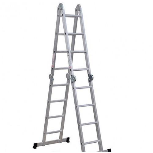 Шарнирная лестница-стремянка VIRASTAR Acrobat 4x4 ступени
