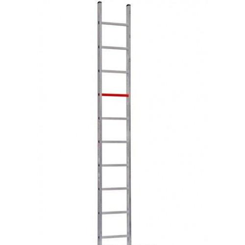 Односекционная алюминиевая лестница VIRASTAR 10 ступеней
