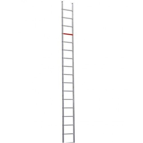Односекционная алюминиевая лестница VIRASTAR 17 ступеней
