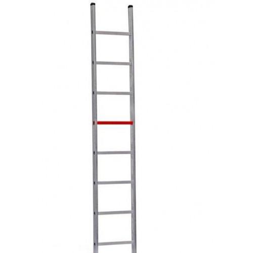 Односекционная алюминиевая лестница VIRASTAR 8 ступеней