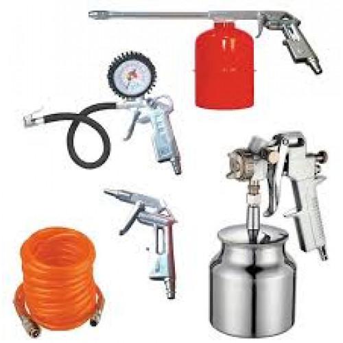 Werk KIT-5SN (NEW) Набор пневмоинструментов 60846