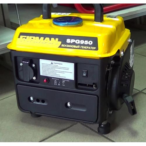 Бензиновый генератор FIRMAN SPG 950