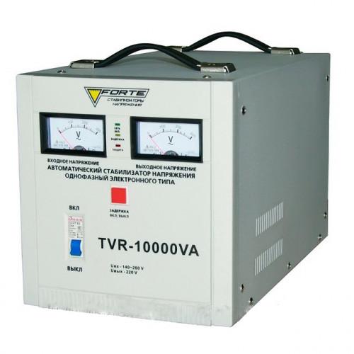 Релейный стабилизатор FORTE TVR-10000VA