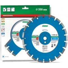 Алмазный круг Distar 1A1RSS/C1-W 500x3,8/2,8x25,4-11,5-30-ARP 40x3,8x8+2 R240 Classic Plus