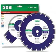 Алмазный круг Distar 1A1RSS/C1-W 400x3,5/2,5x25,4-11,5-24-ARP 40x3,5x8+2 R190 Super