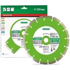 Алмазный круг Distar 1A1RSS/C3 230x2,6/1,8x10x22,23-16-HIT Premier Active