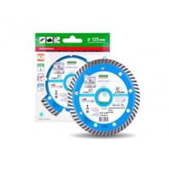 Алмазный круг Distar Turbo 125x2,2x9x22,23 Extra