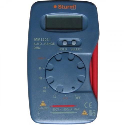 Мультиметр STURM MM-12031