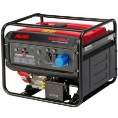 Бензиновый генератор AL-KO 6500 C (130932)