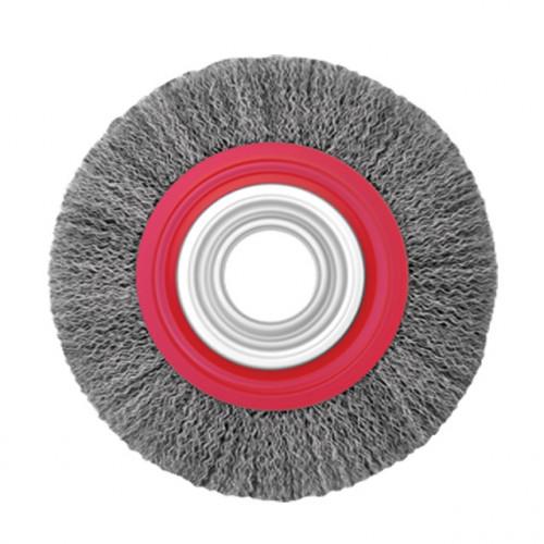 Щетка дисковая 200*32 мм рифленая проволока X-TREME