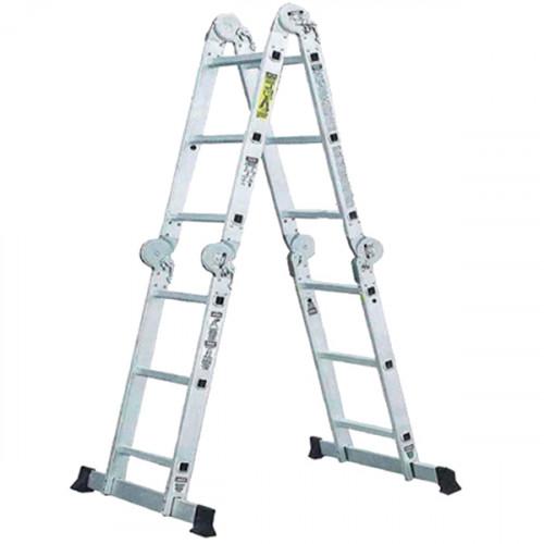 Шарнирная лестница WERK LC2412 (3х4)