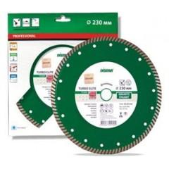 Алмазный круг Distar Turbo 230x2,6x10x22,23 Gabbro Aero