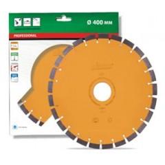 Алмазный круг Distar 1A1RSS/C3 400x3,8/2,8x10x32-28 Sandstone HIT 1500
