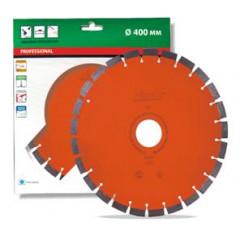 Алмазный круг Distar 1A1RSS/C3 410x3,8/2,8x15x32-28 Sandstone HIT 3000