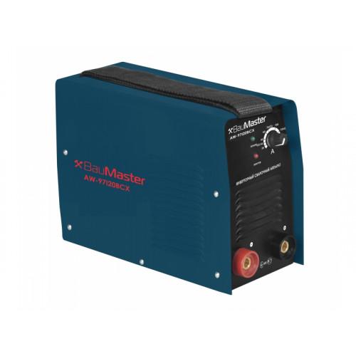 Инвертор сварочный IGBT 200А, кейс BauMaster AW-97I20BCX