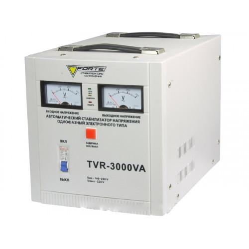 Релейный стабилизатор FORTE TVR-3000VA