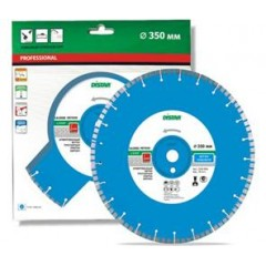 Алмазный круг Distar 1A1RSS/C3-W 350x3,2/2,2x25,4-11,5-25-ARPS 40x3,2x10+2 R170 Meteor