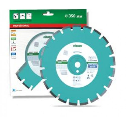 Алмазный круг Distar 1A1RSS/C1 300x3,2/2,2x10x25,4-(11,5)-18-HIT Technic