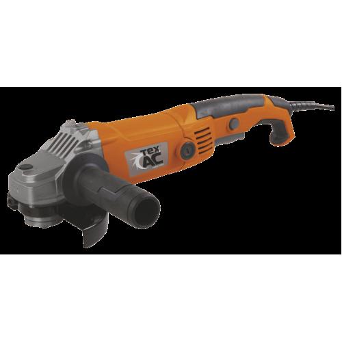 Угловая шлифовальная машина ТехАС (125/1050 Вт) быстрая замена щеток