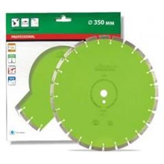 Алмазный круг Distar 1A1RSS/C3 350x3,5/2,5x10x25,4-24-HIT Premier Active