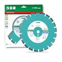 Алмазный круг Distar 1A1RSS/C1 350x3,5/2,5x10x25,4-(11,5)-21-HIT Technic