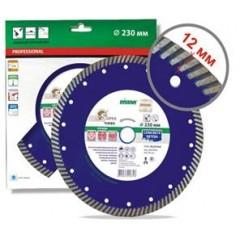 Алмазный круг Distar Turbo 232x2,6x12x22,23 Super