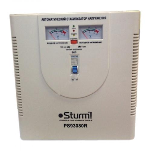 Релейный стабилизатор STURM PS93080R