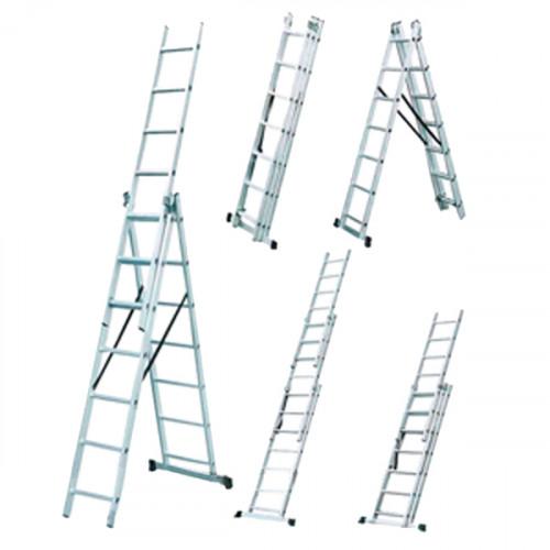 Универсальная лестница WERK LZ3209B 3x9