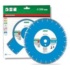 Алмазный круг Distar 1A1RSS/C3-W 450x3,8/2,8x25,4-11,5-32-ARPS 40x3,8x10+2 R215 Metеor