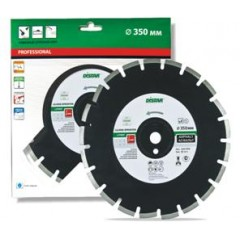 Алмазный круг Distar 1A1RSS/C1S-W 400x3,5/2,5x25,4-11,5-24-ARP 40x3,5x8+2 R190 Sprinter Plus