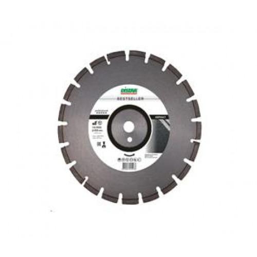 Алмазный круг Distar 1A1RSS/C1N-W 500x3,8/2,8x25,4-11,5-30-ARP 40x3,8x6+3 R245 Bestseller Abrasive