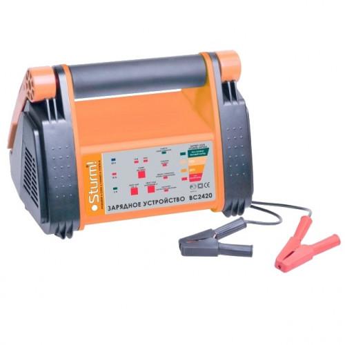 Зарядное устройство STURM BC2420