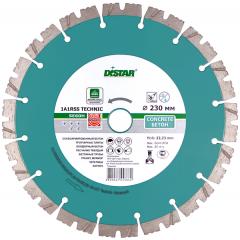 Алмазный круг Distar 1A1RSS/C3 125x2,2/1,4x11x22,23-10-HIT Technic Advanced