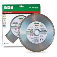 Алмазный круг Distar 1A1R 250x1,6/1,2x10x25,4 Gres Ultra
