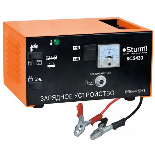 Пуско-зарядное устройство STURM BC2430