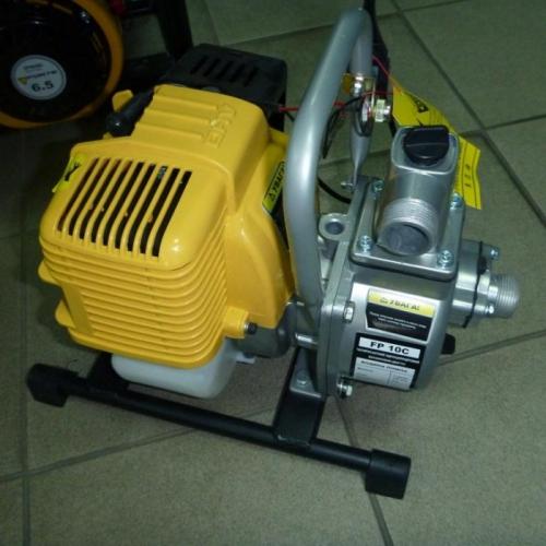 Мотопомпа для чистой воды FORTE FP10C  33982