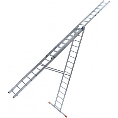 Универсальная лестница WERK LZ3212B 3х12