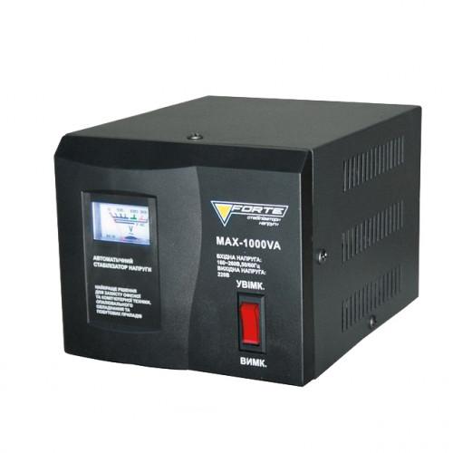 Релейный стабилизатор FORTE MAX-1000
