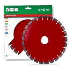 Алмазный круг Distar 1A1RSS/C3 410x3,5/2,5x32-28-AR 40x3,5x15 R195 Sandstone H