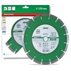 Алмазный круг Distar 1A1RSS/C3-W 230x2,6/1,8x22,23-16-ARP 38x2,6x8+2 R105 Premier